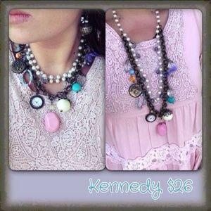 Plunder Kennedy Necklace